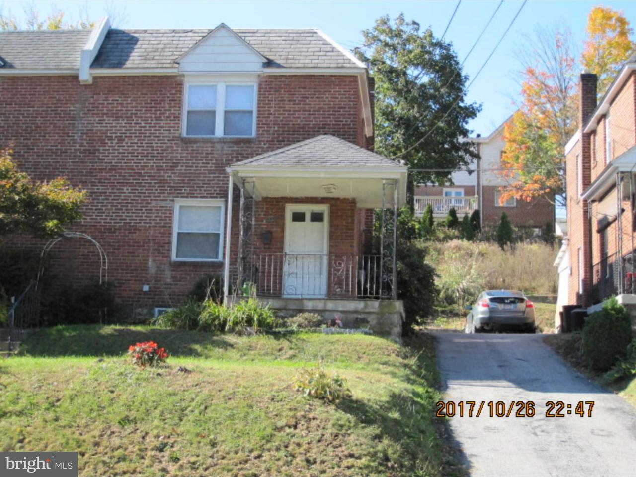 Townhouse for Rent at 802 NAYLORS RUN Road Havertown, Pennsylvania 19083 United States