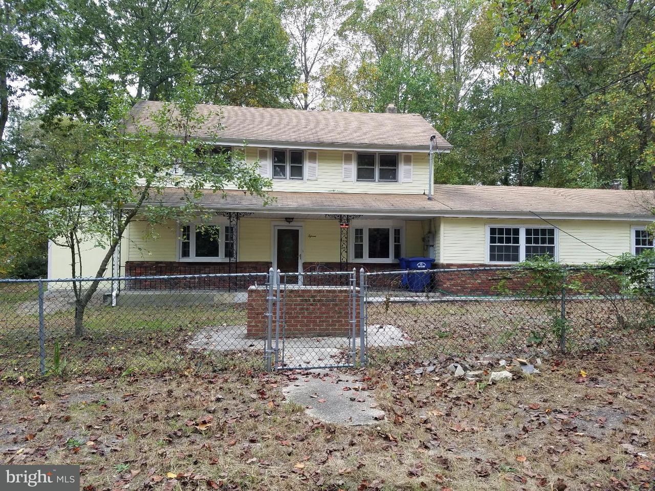 联栋屋 为 出租 在 15 PEAR AVE #A Browns Mills, 新泽西州 08015 美国