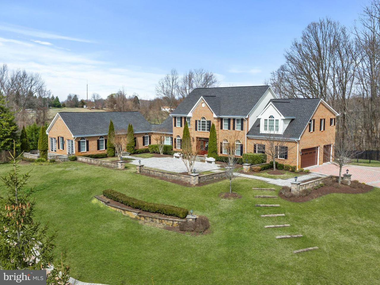 Maison unifamiliale pour l Vente à 3587 BIRDSVILLE Road 3587 BIRDSVILLE Road Davidsonville, Maryland 21035 États-Unis
