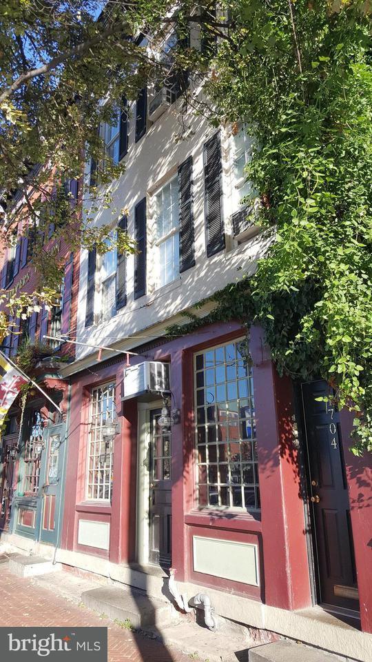 타운하우스 용 매매 에 1704 THAMES Street 1704 THAMES Street Baltimore, 메릴랜드 21231 미국