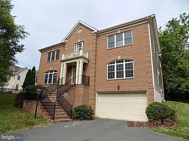 Single Family Home for Sale at 3796 MARYALICE Place 3796 MARYALICE Place Falls Church, Virginia 22041 United States