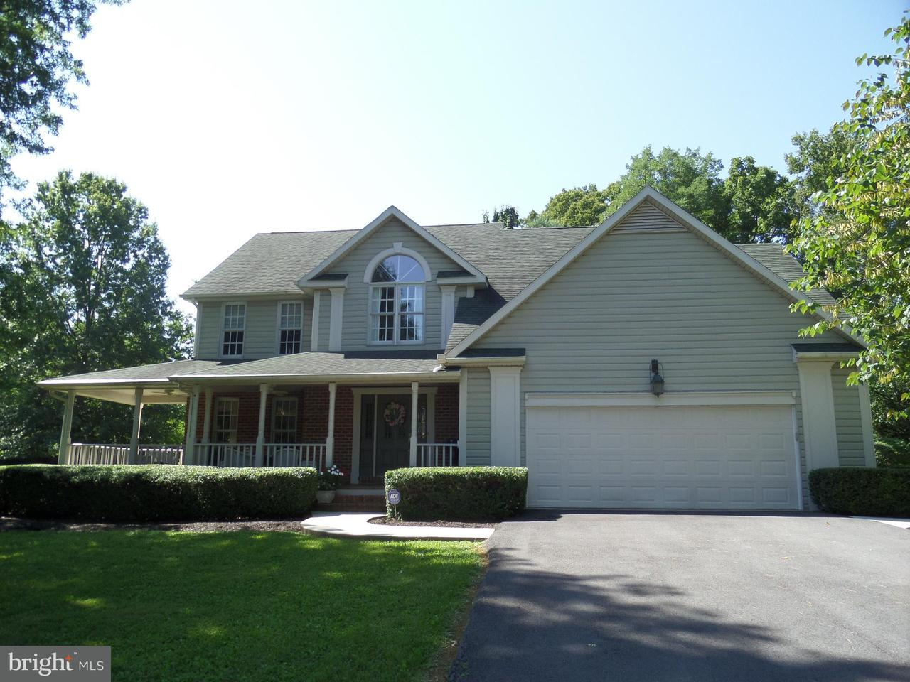 Single Family Home for Sale at 106 Tamsens Court 106 Tamsens Court Martinsburg, West Virginia 25403 United States