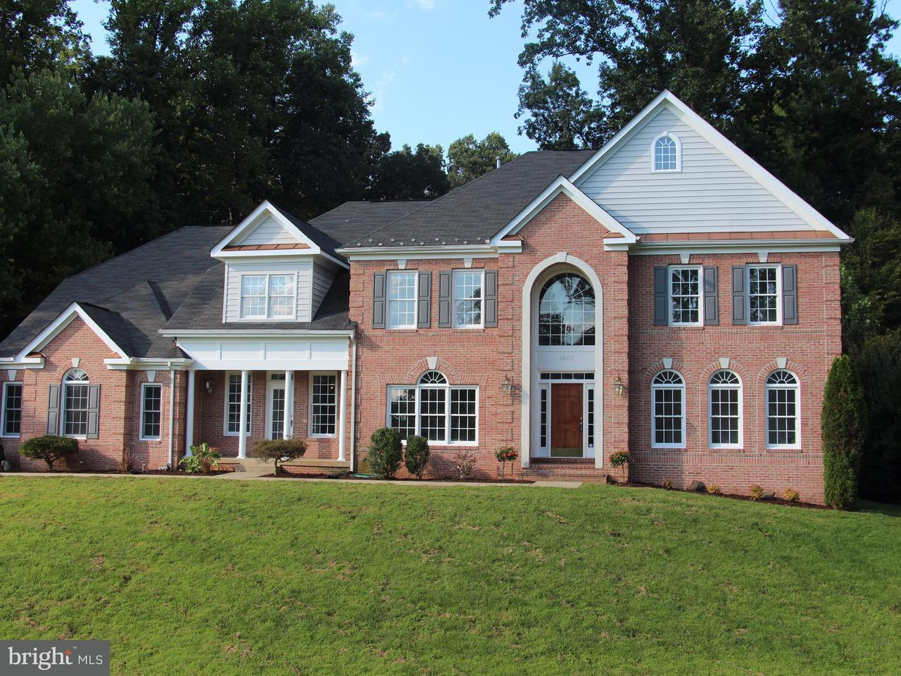 Single Family Home for Sale at 10117 CARLINGTON VALLEY Court 10117 CARLINGTON VALLEY Court Manassas, Virginia 20111 United States