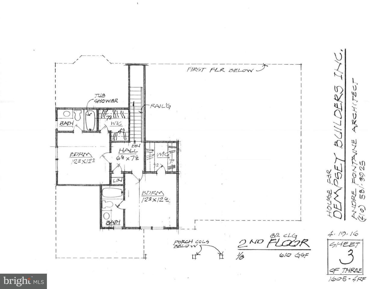 独户住宅 为 销售 在 3089 Newington Drive 3089 Newington Drive Riva, 马里兰州 21140 美国