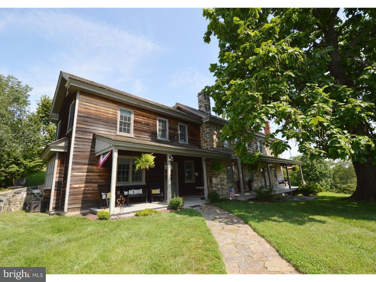 Maison unifamiliale pour l Vente à 1427 ASHLAND CLINTON SCHOOL Road Hockessin, Delaware 19707 États-Unis