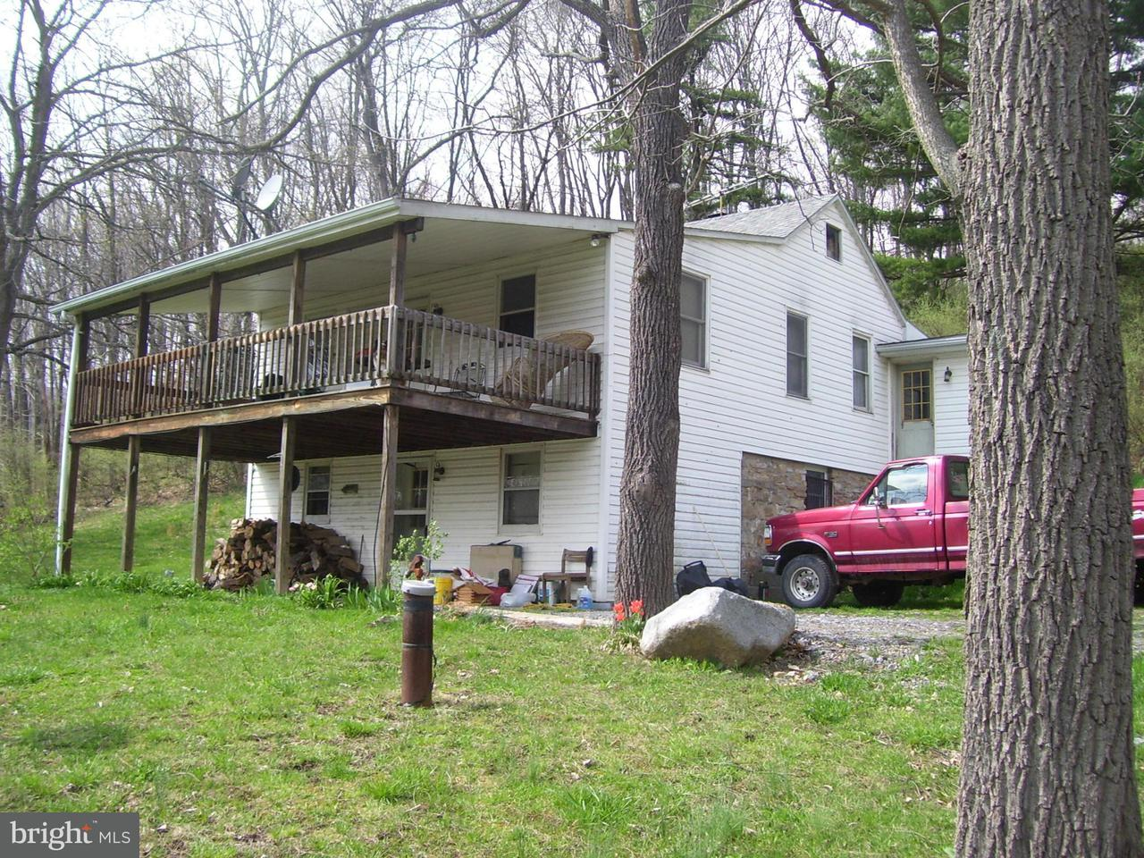 Single Family Home for Sale at 97AC MOUNTAIN Road 97AC MOUNTAIN Road Hyndman, Pennsylvania 15545 United States