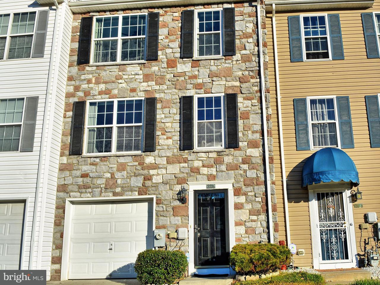 Single Family for Sale at 2716 Cylburn Ave Baltimore, Maryland 21215 United States