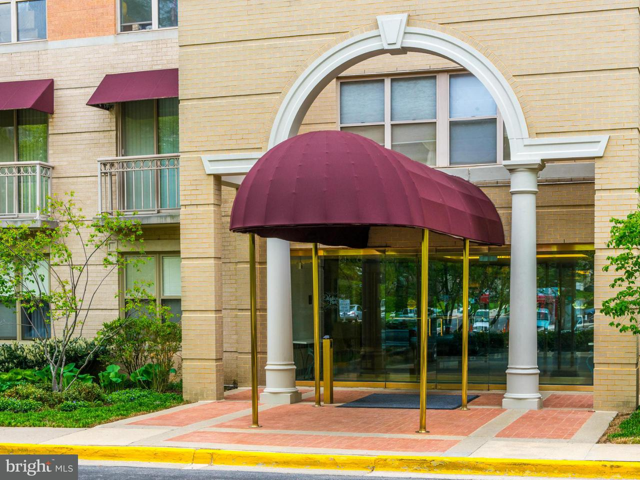 Condominium for Sale at 5000 Battery Ln #804 Bethesda, Maryland 20814 United States