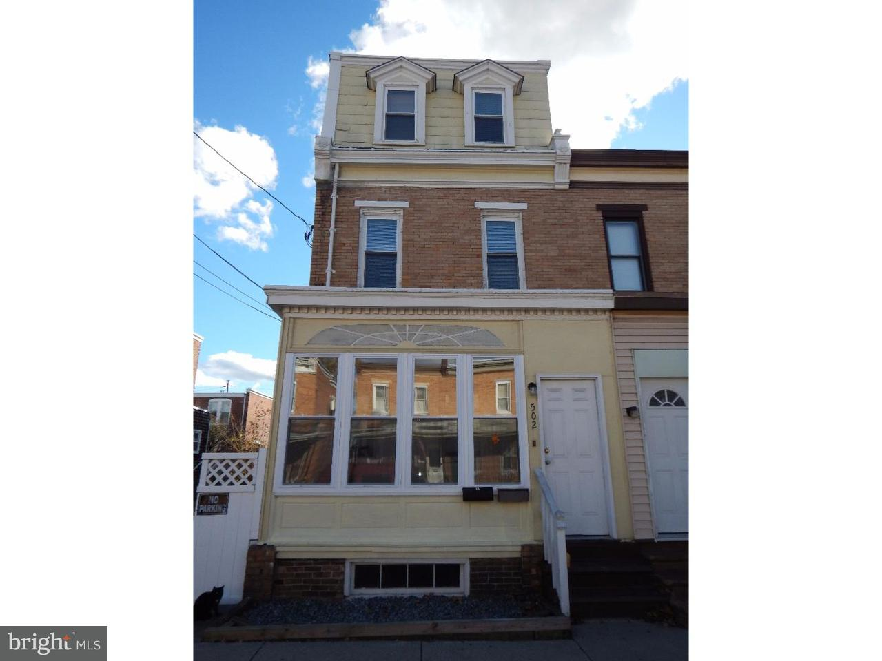 Duplex for Rent at 502 CHAMBERS AVE #UNIT B Gloucester City, New Jersey 08030 United States