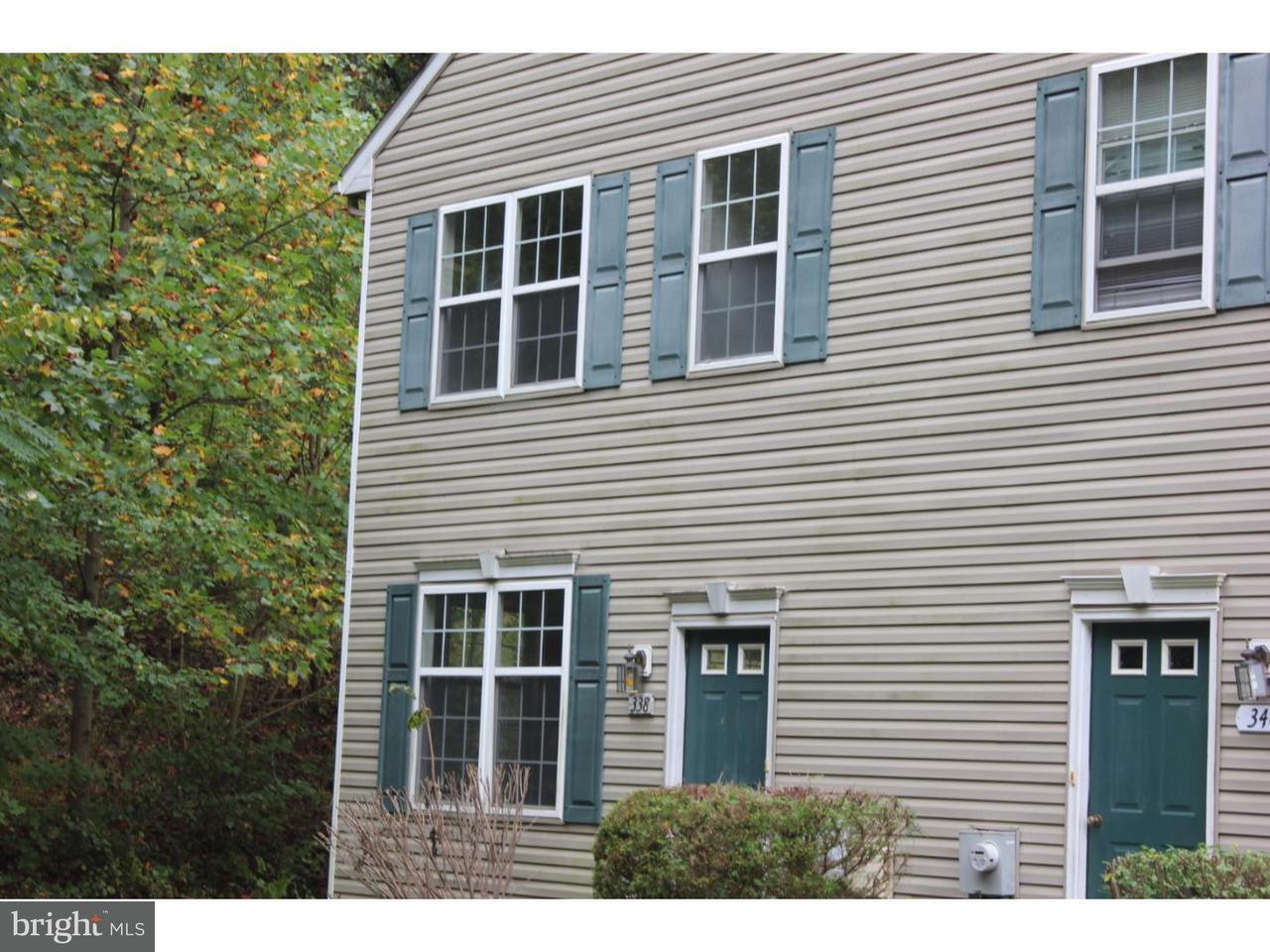 Townhouse for Rent at 336 ELIOT Circle Coatesville, Pennsylvania 19320 United States