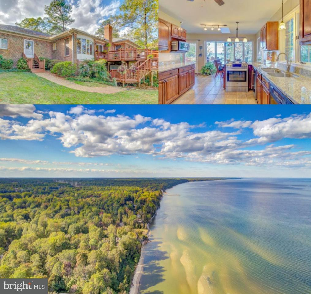 Single Family Home for Sale at 4026 SHORE Drive 4026 SHORE Drive Port Republic, Maryland 20676 United States