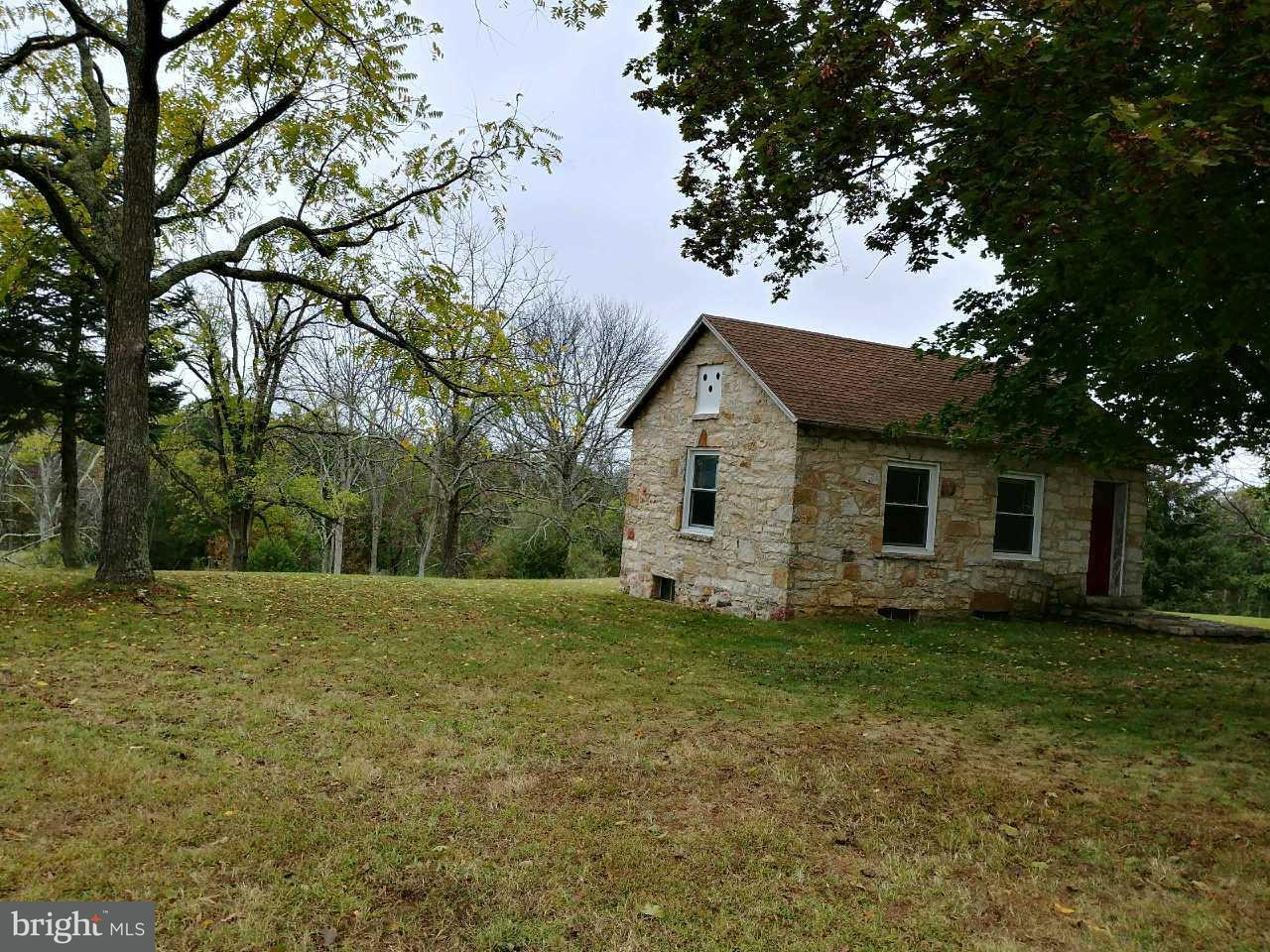 Single Family Home for Sale at 872 LICKING CREEK ROAD Road 872 LICKING CREEK ROAD Road Mercersburg, Pennsylvania 17236 United States