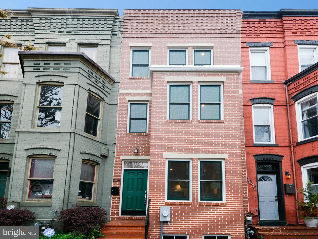 Single Family for Sale at 1028 D St NE Washington, District Of Columbia 20002 United States