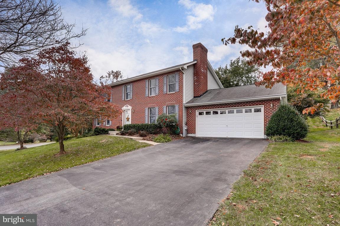 獨棟家庭住宅 為 出售 在 1999 ALFALFA Court 1999 ALFALFA Court Marriottsville, 馬里蘭州 21104 美國
