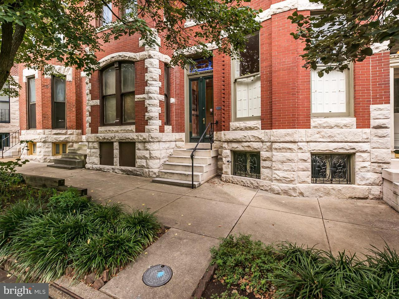 Single Family for Sale at 1711 Linden Ave Baltimore, Maryland 21217 United States