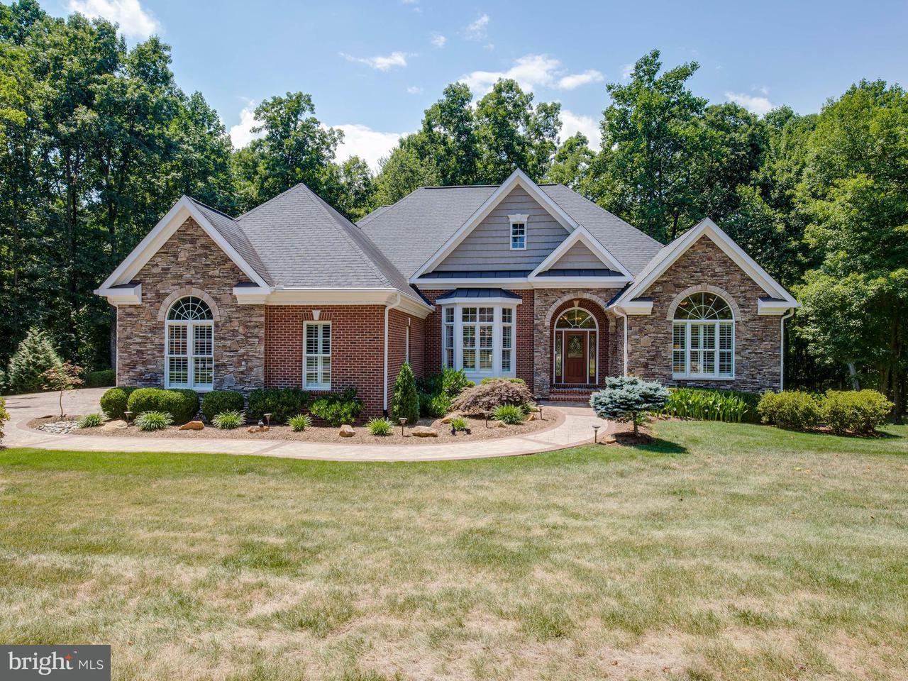 단독 가정 주택 용 매매 에 15198 RILLHURST DRIVE 15198 RILLHURST DRIVE Culpeper, 버지니아 22701 미국