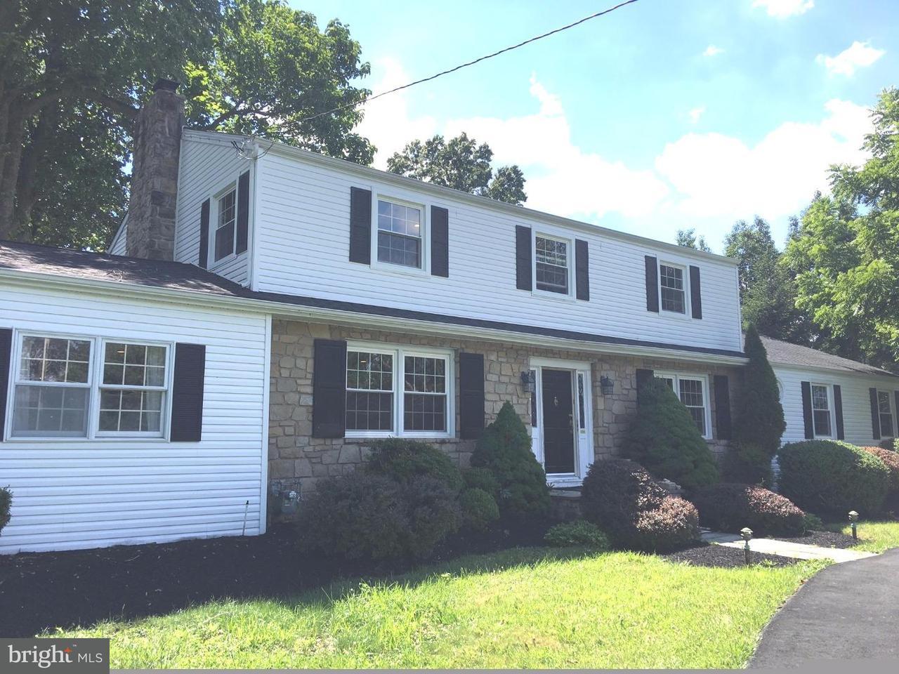 Casa Unifamiliar por un Alquiler en 1801 YARDLEY Road Yardley, Pennsylvania 19067 Estados Unidos
