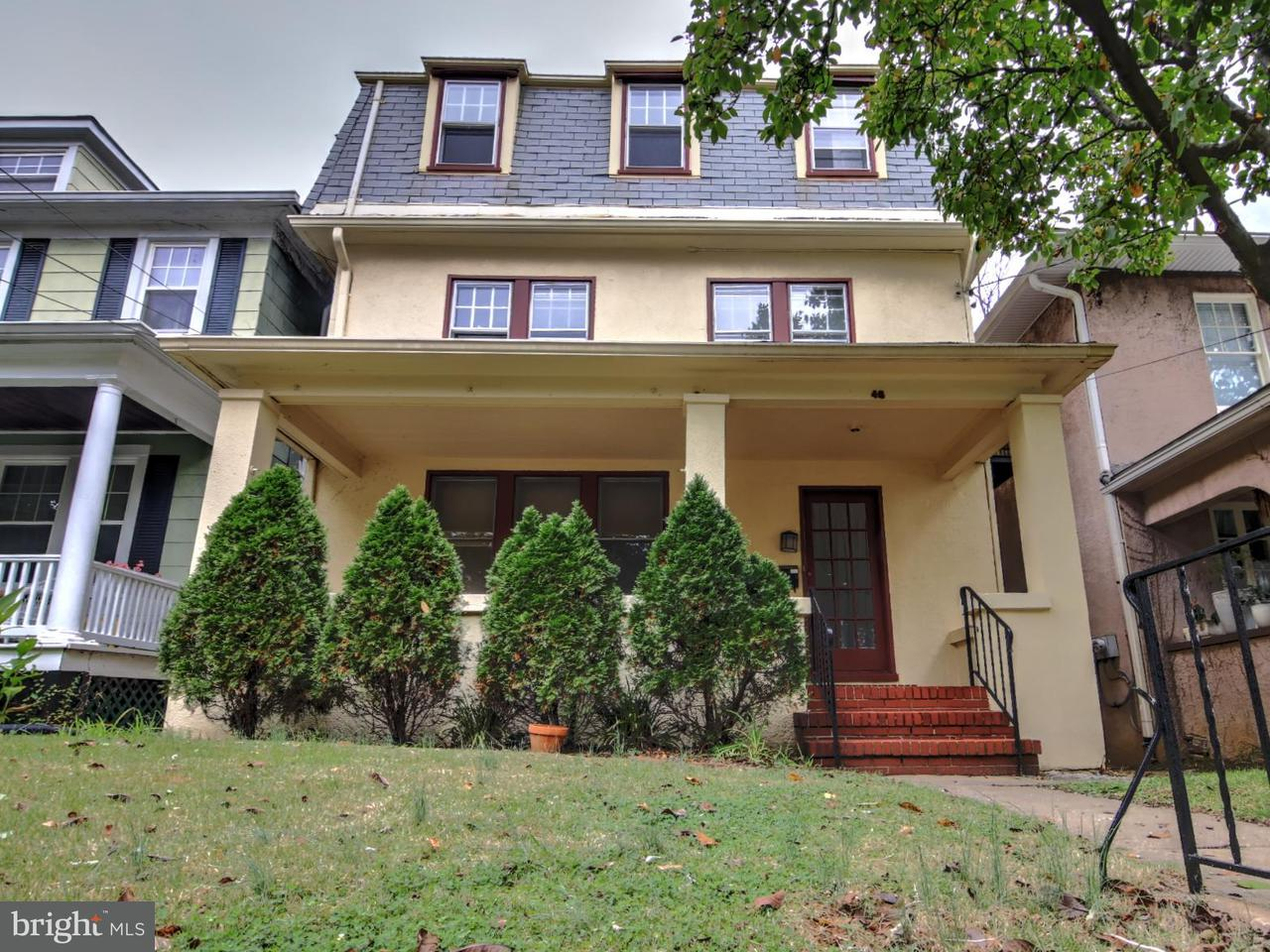 Single Family Home for Sale at 46 Murray Avenue 46 Murray Avenue Annapolis, Maryland 21401 United States