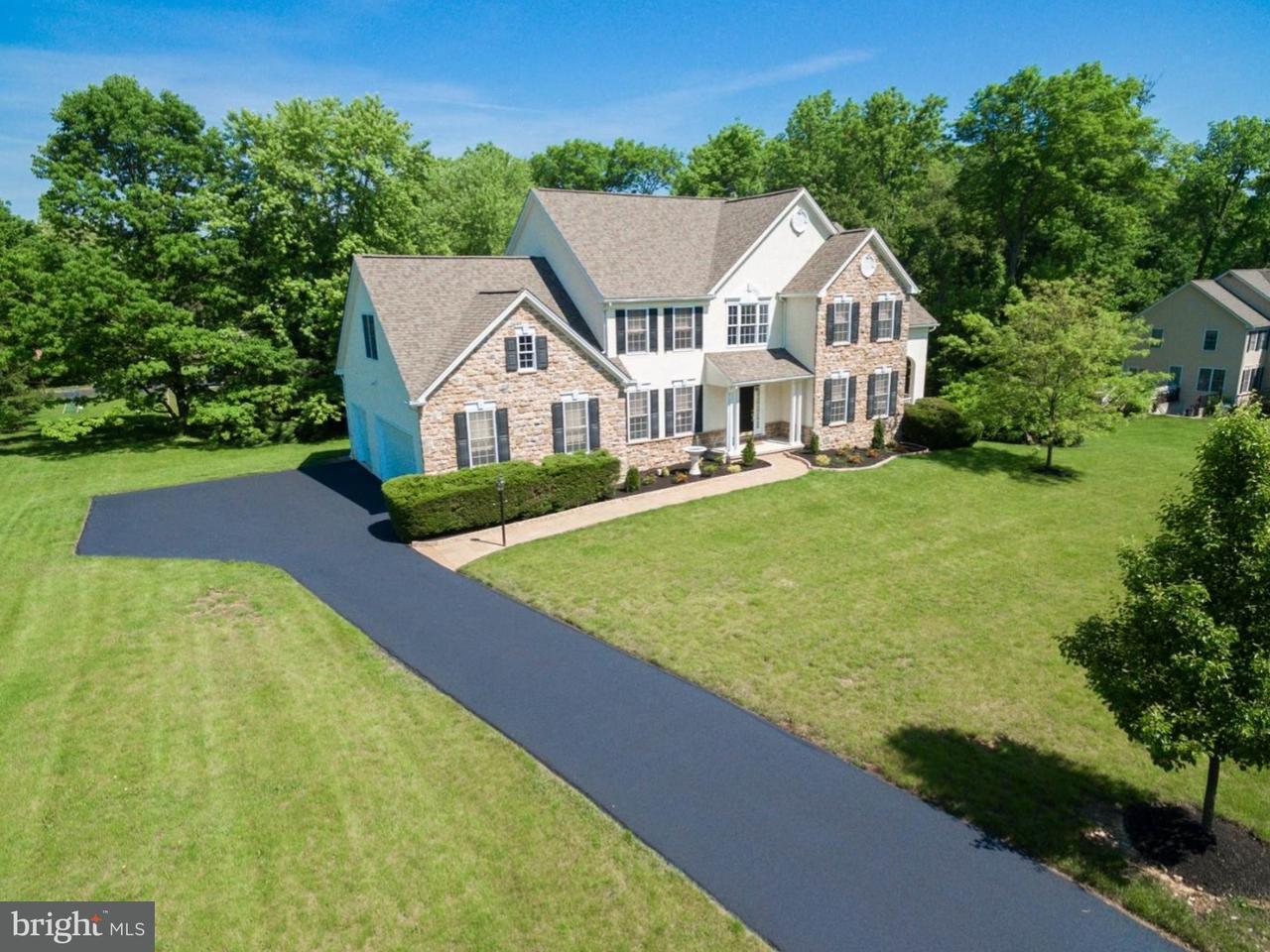 独户住宅 为 销售 在 3183 HAMMOND Drive Garnet Valley, 宾夕法尼亚州 19061 美国