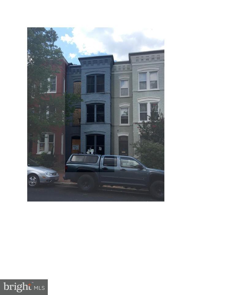 Herenhuis voor Verkoop een t 518 6th St Ne 518 6th St Ne Washington, District Of Columbia 20002 Verenigde Staten