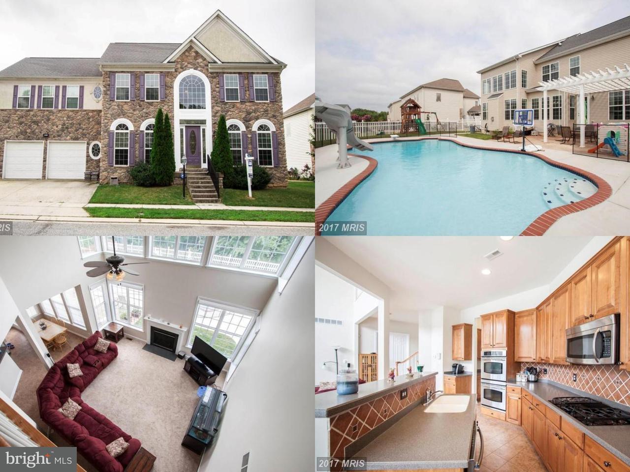 Casa Unifamiliar por un Venta en 9109 PANORAMA Drive 9109 PANORAMA Drive Perry Hall, Maryland 21128 Estados Unidos