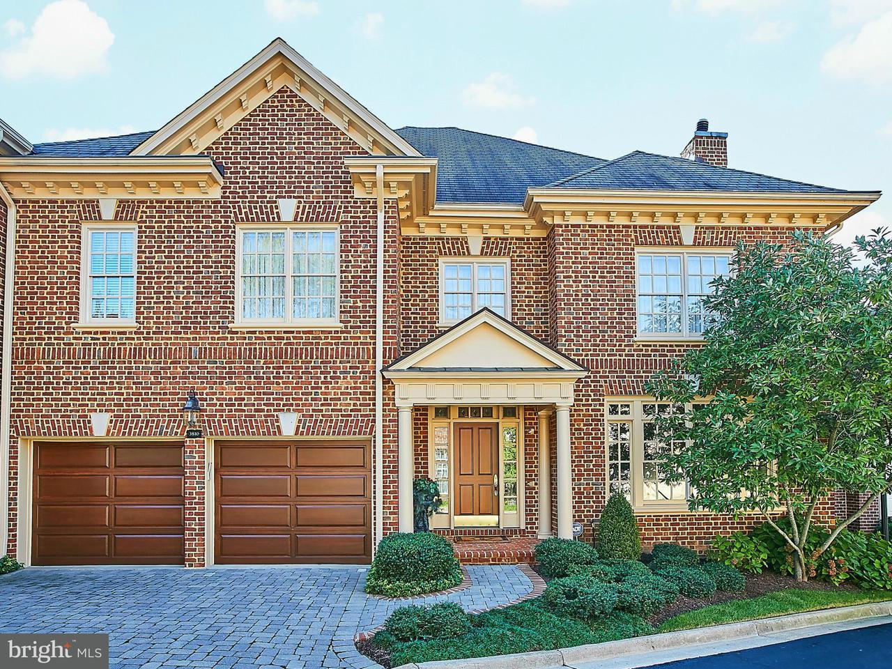 Townhouse for Sale at 3810 RANDOLPH Court 3810 RANDOLPH Court Arlington, Virginia 22207 United States