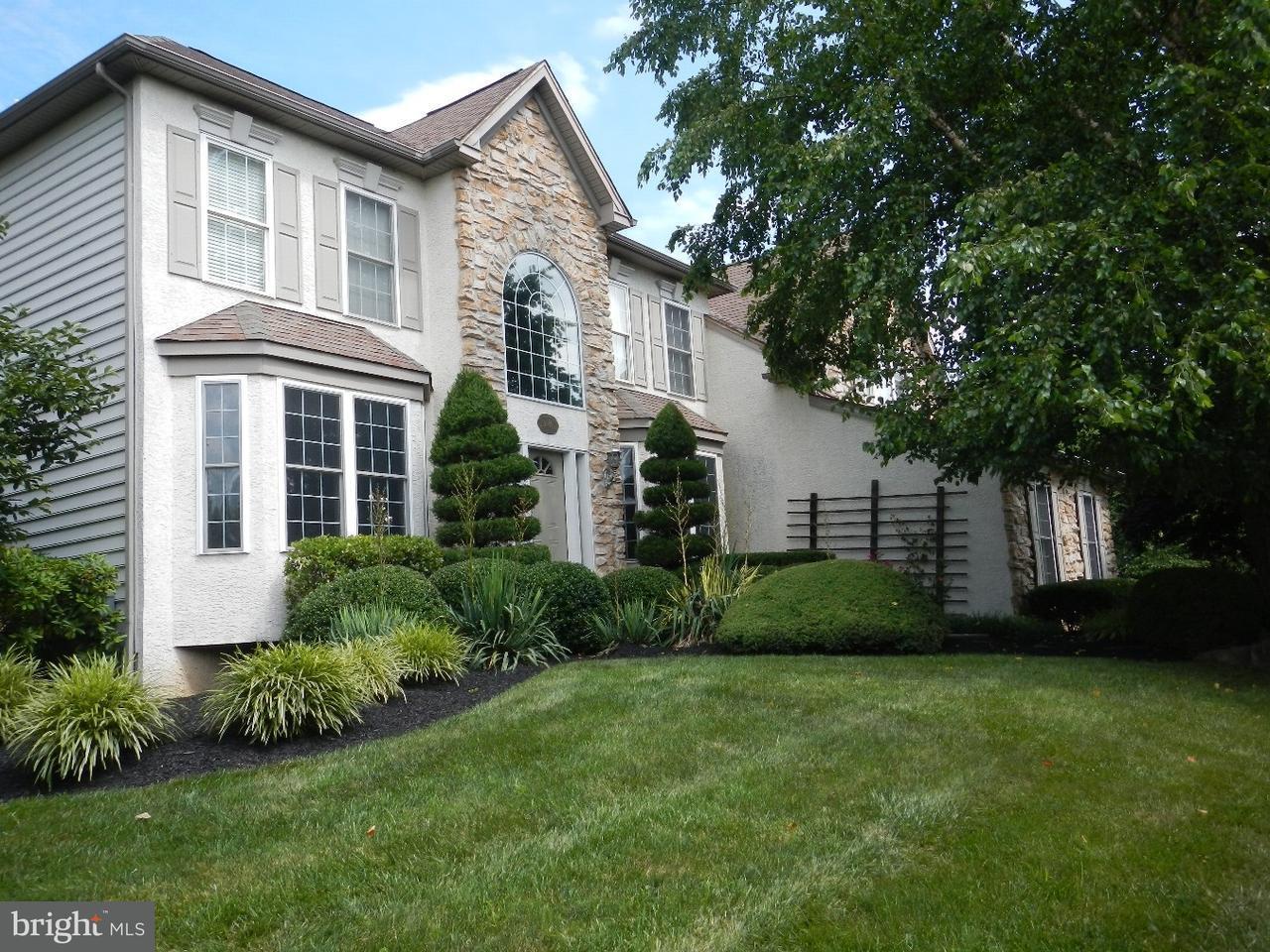 Частный односемейный дом для того Продажа на 2560 CRESTLINE Drive Lansdale, Пенсильвания 19446 Соединенные Штаты