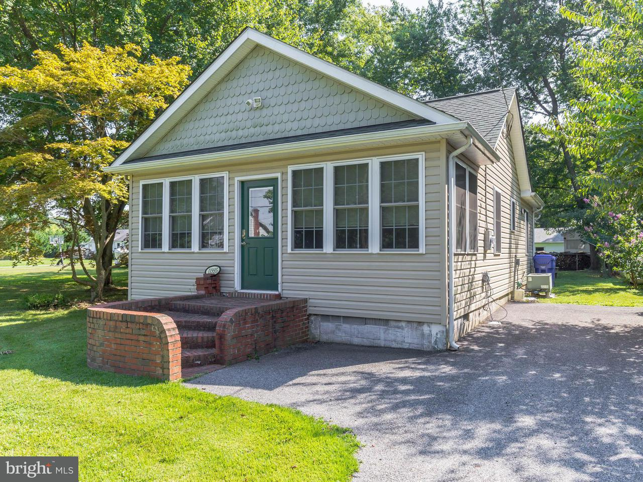 Single Family for Sale at 11995 Neale Sound Dr Cobb Island, Maryland 20625 United States