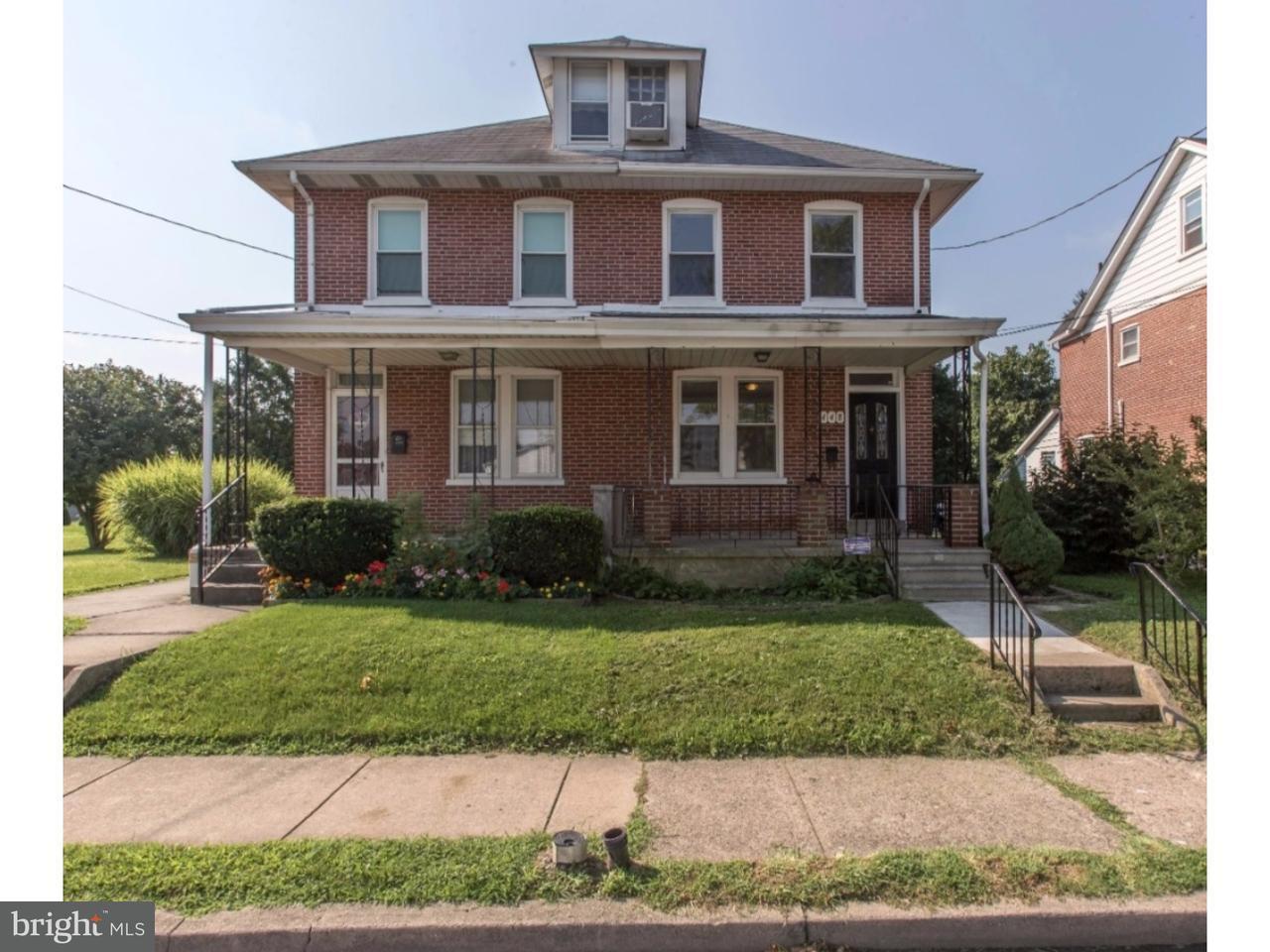 联栋屋 为 出租 在 448 BIRCH Street 肯尼特广场, 宾夕法尼亚州 19348 美国