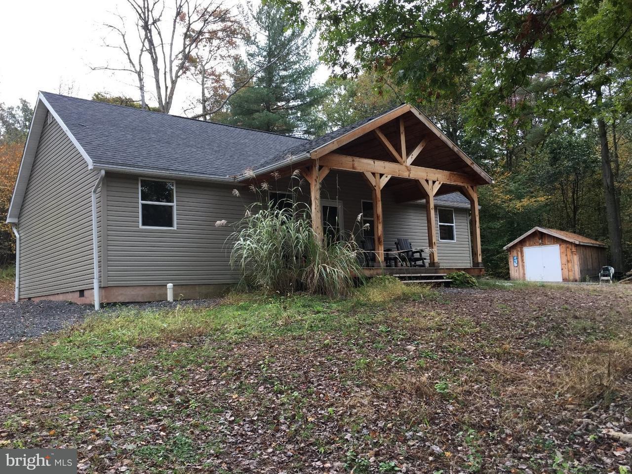 Casa Unifamiliar por un Venta en BEAR CREEK Road Auburn, Pennsylvania 17922 Estados Unidos