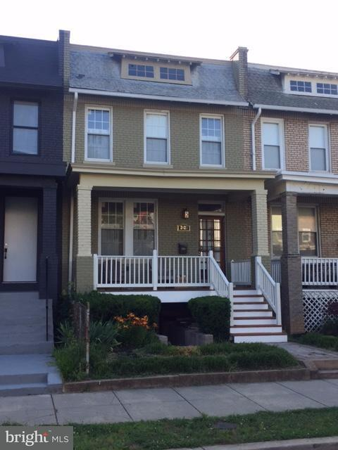 Townhouse for Sale at 2423 3RD ST NE 2423 3RD ST NE Washington, District Of Columbia 20002 United States