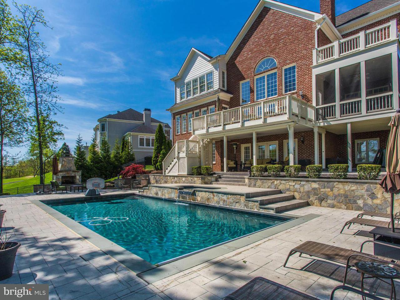 Maison unifamiliale pour l Vente à 15858 SPYGLASS HILL LOOP 15858 SPYGLASS HILL LOOP Gainesville, Virginia 20155 États-Unis