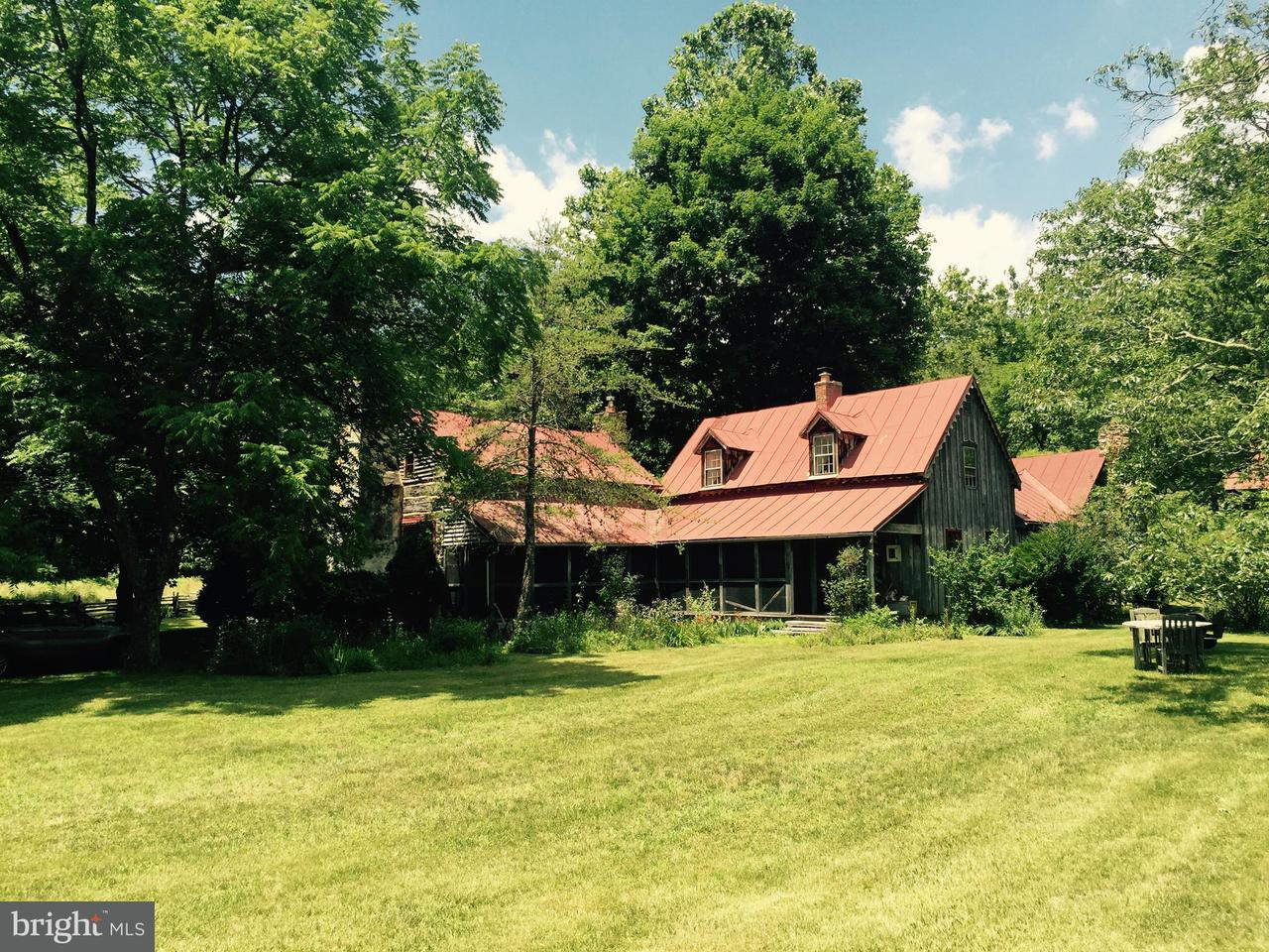 Farm for Sale at 452 Keyser Run Rd Washington, Virginia 22747 United States