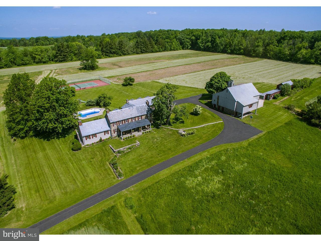 Single Family Home for Sale at 5839 WORTHINGTON Road Doylestown, Pennsylvania 18901 United States