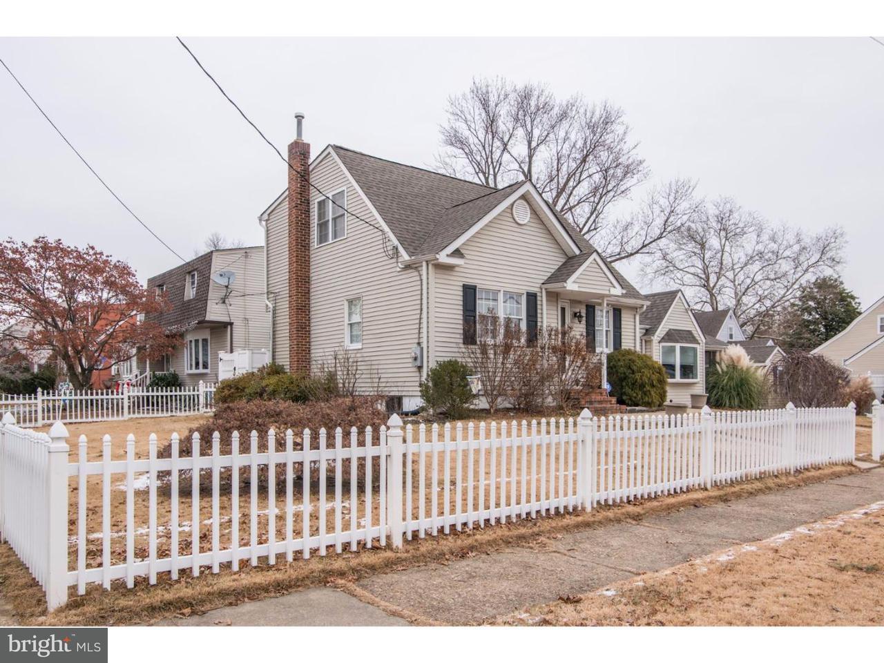 独户住宅 为 销售 在 1113 MARKET Street Bellmawr, 新泽西州 08031 美国