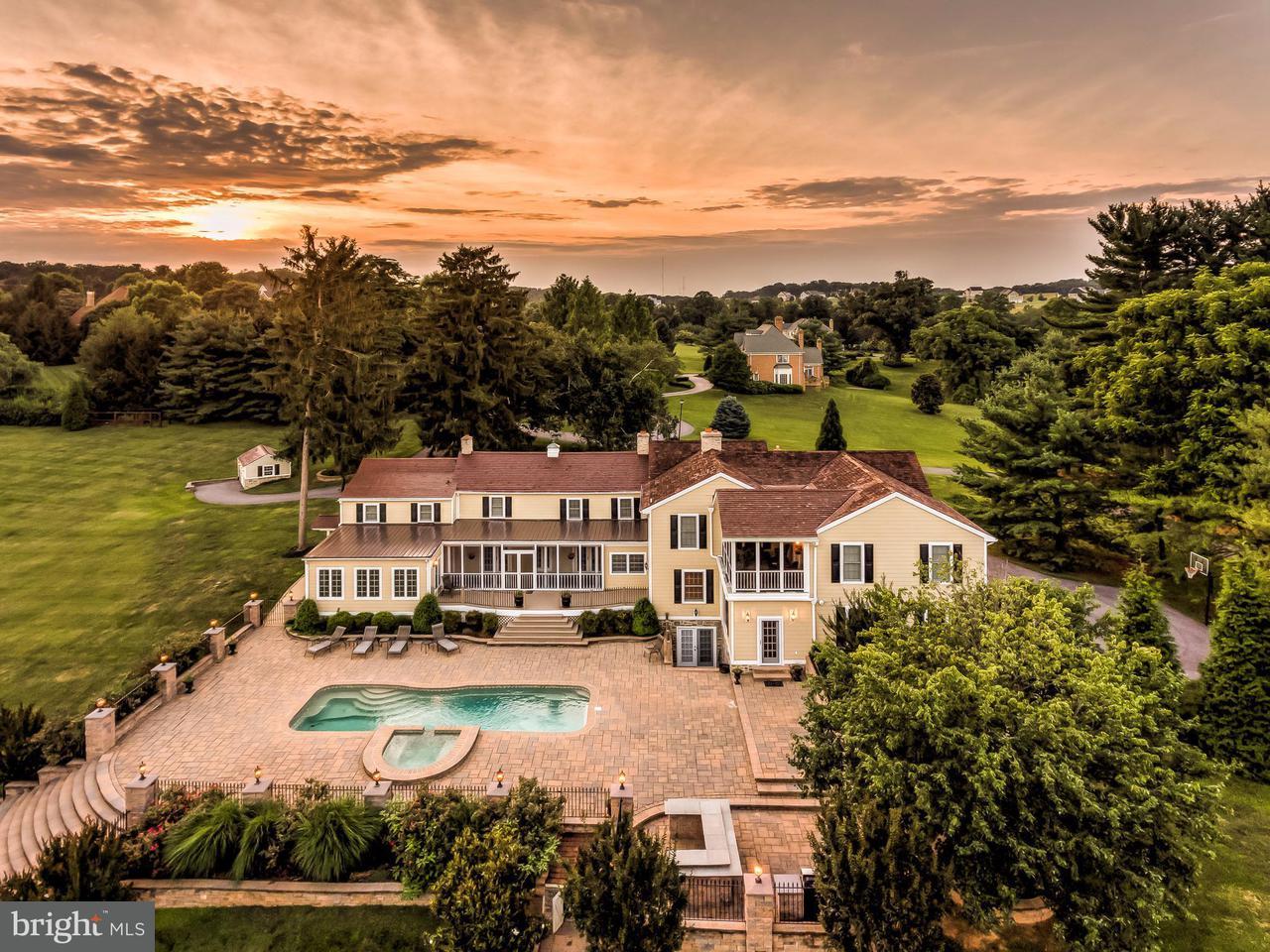 Maison unifamiliale pour l Vente à 21 BLENHEIM FARM Lane 21 BLENHEIM FARM Lane Phoenix, Maryland 21131 États-Unis