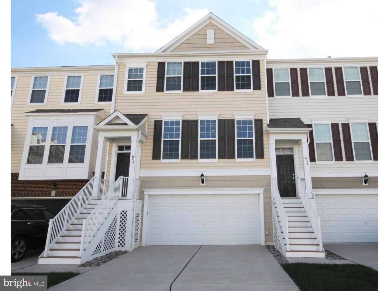 Townhouse for Rent at 603 ELLISON Drive North Wales, Pennsylvania 19454 United States