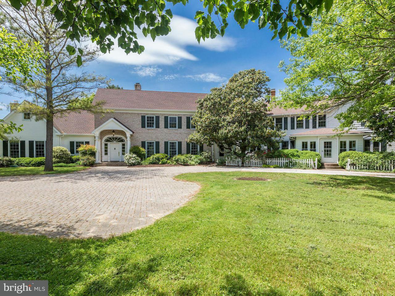 农场 为 销售 在 28534 GRANVILLE Lane 28534 GRANVILLE Lane Trappe, 马里兰州 21673 美国