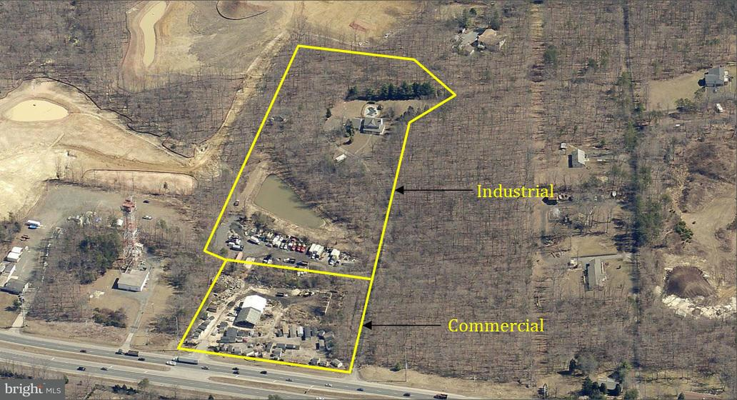Land for Sale at 14199 DUMFRIES Road 14199 DUMFRIES Road Manassas, Virginia 20112 United States