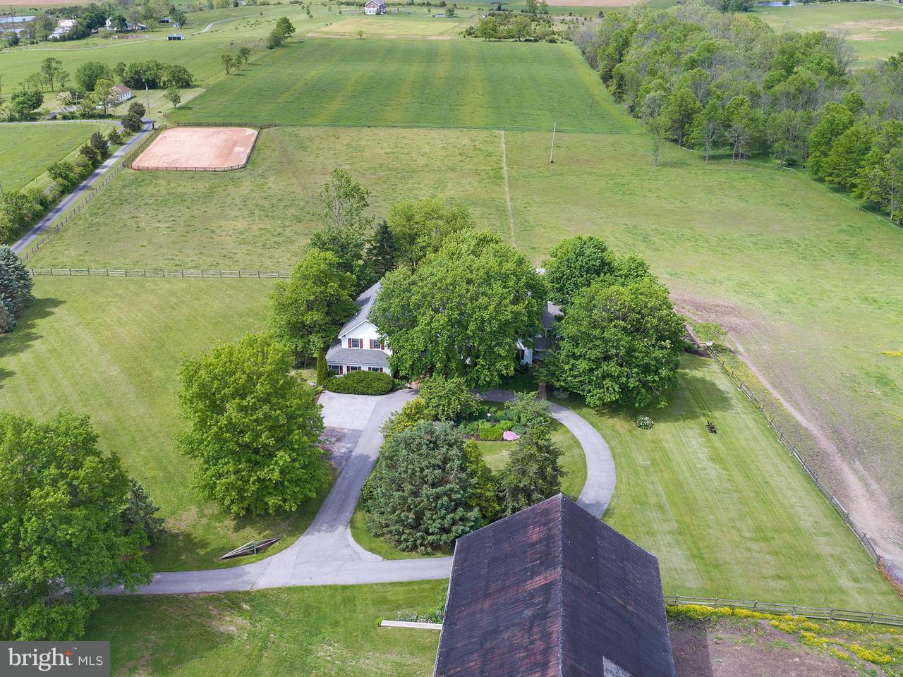 農場 のために 売買 アット 305 CROOKED CREEK Road 305 CROOKED CREEK Road Gettysburg, ペンシルベニア 17325 アメリカ合衆国