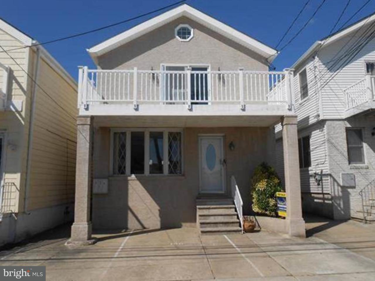 Single Family Home for Sale at 10 S ADAMS Avenue Margate City, New Jersey 08402 United States