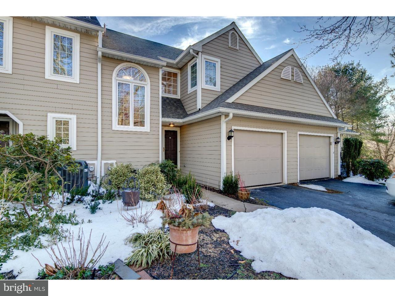 Townhouse for Rent at 221 E VILLAGE Lane Chadds Ford, Pennsylvania 19317 United States