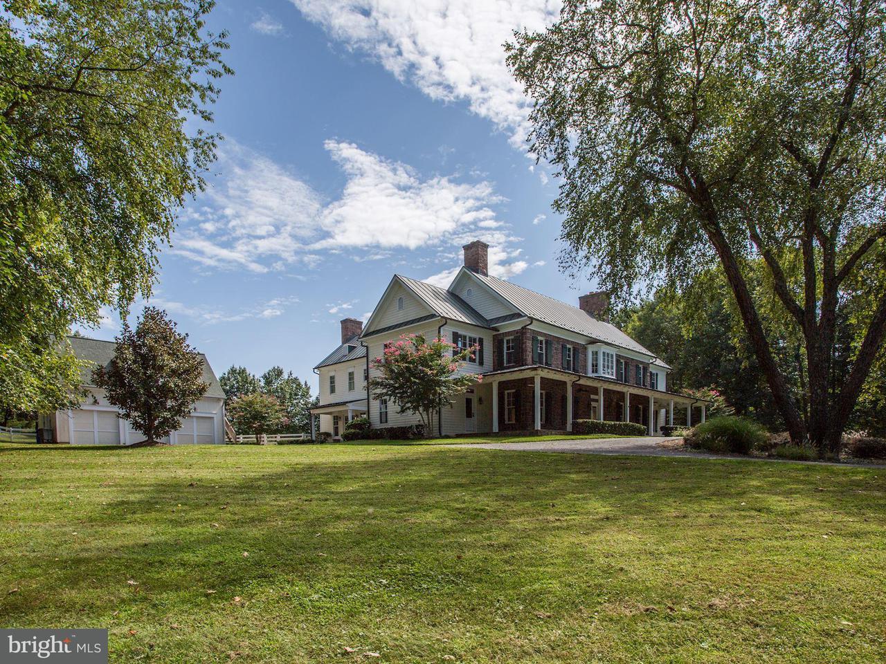 Частный односемейный дом для того Продажа на 13321 MANOR STONE Drive 13321 MANOR STONE Drive Darnestown, Мэриленд 20874 Соединенные Штаты