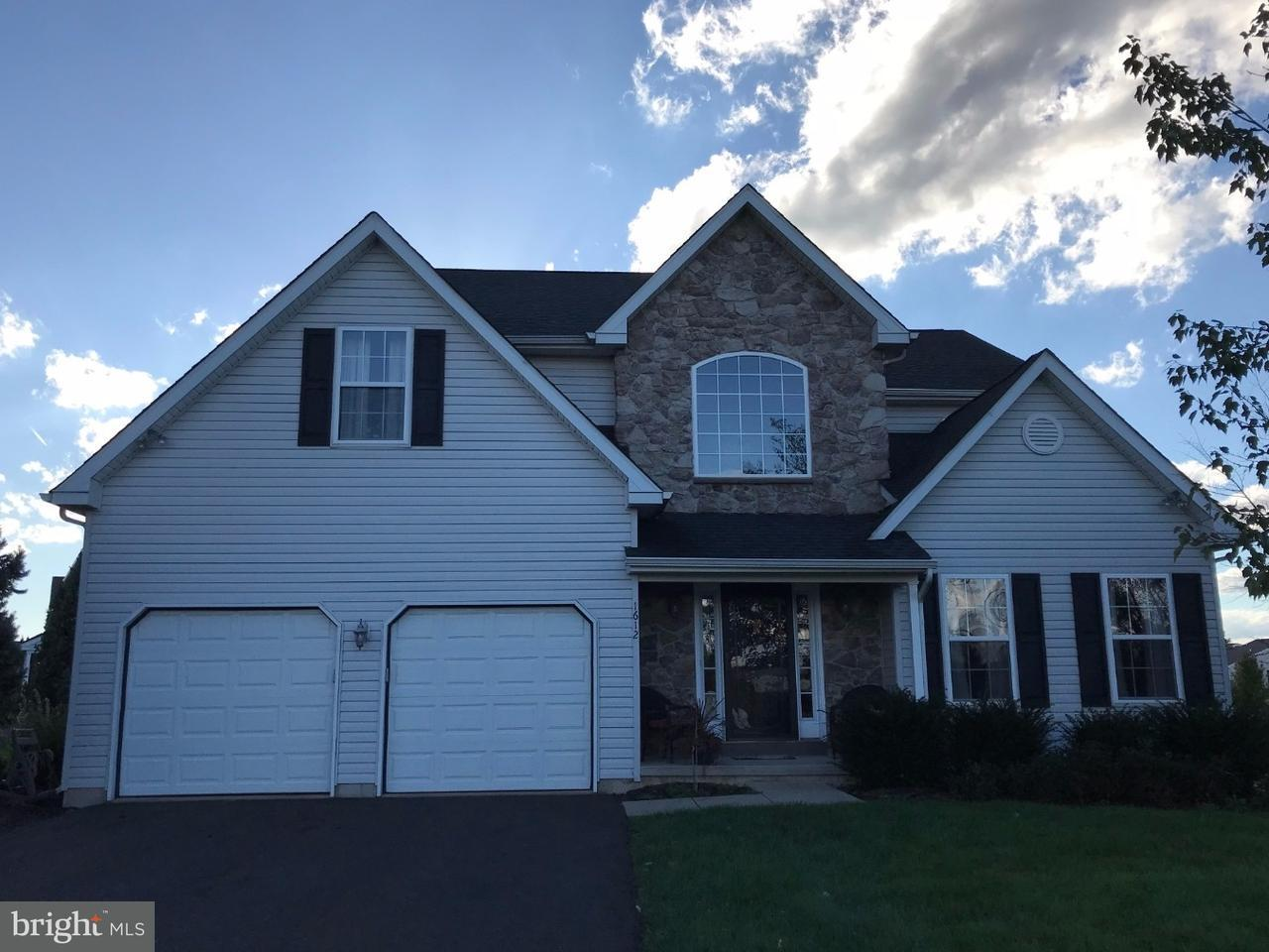 Single Family Home for Sale at 1612 HARTFORD Circle Souderton, Pennsylvania 18964 United States