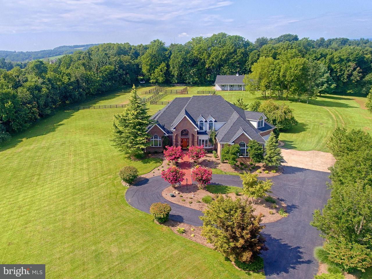 Single Family Home for Sale at 40821 HANNAH Drive 40821 HANNAH Drive Waterford, Virginia 20197 United States