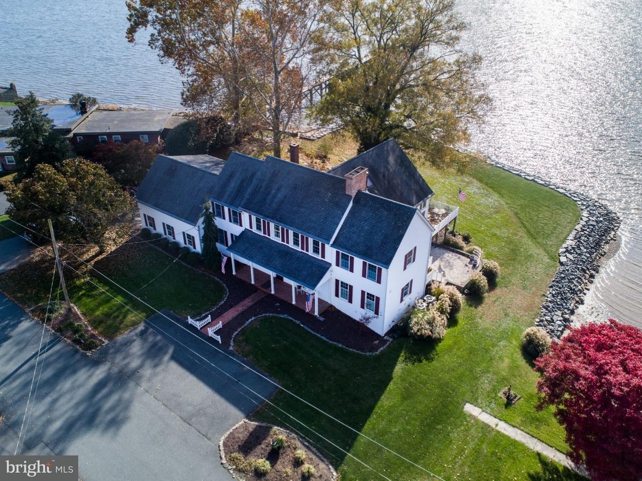 Enfamiljshus för Försäljning vid 125 CONESTOGA Street Charlestown, Maryland 21914 Usa