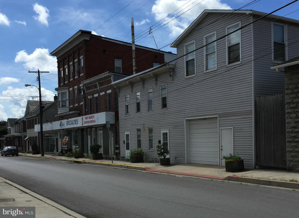 Commercial for Sale at 700 N Mechanic Street 700 N Mechanic Street Cumberland, Maryland 21502 United States