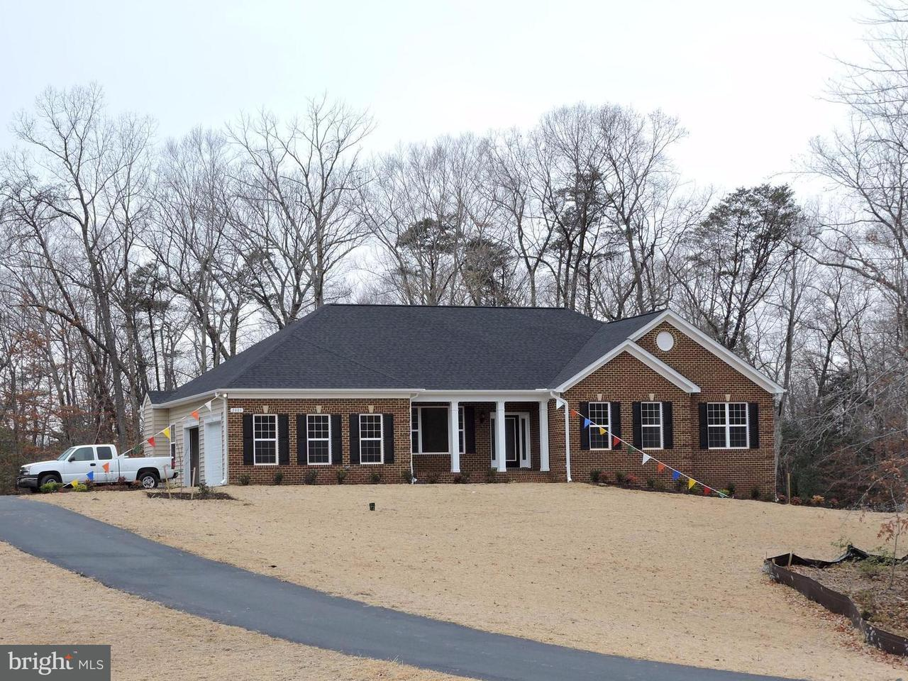 Casa Unifamiliar por un Venta en 2805 Deer Point Court 2805 Deer Point Court Indian Head, Maryland 20640 Estados Unidos