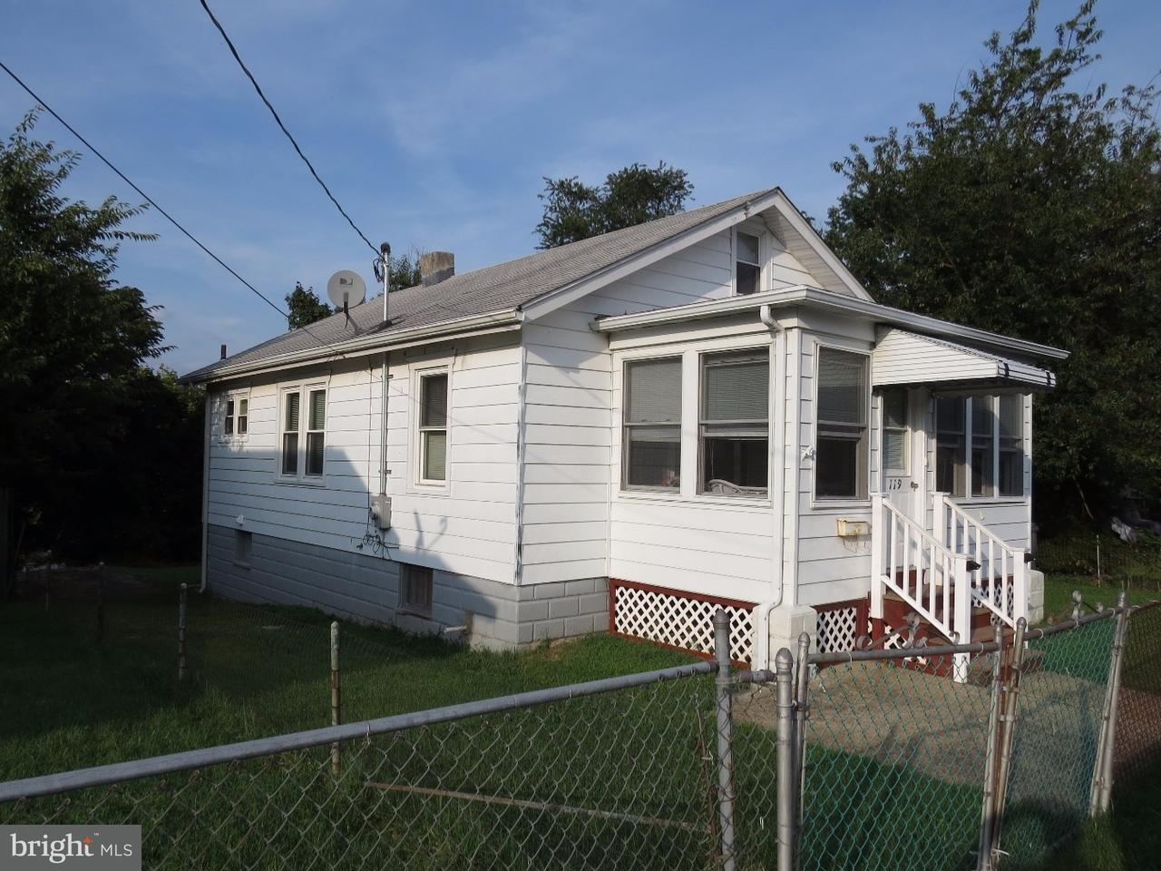 Частный односемейный дом для того Продажа на 119 E SUMMIT Avenue Wilmington, Делавэр 19804 Соединенные Штаты