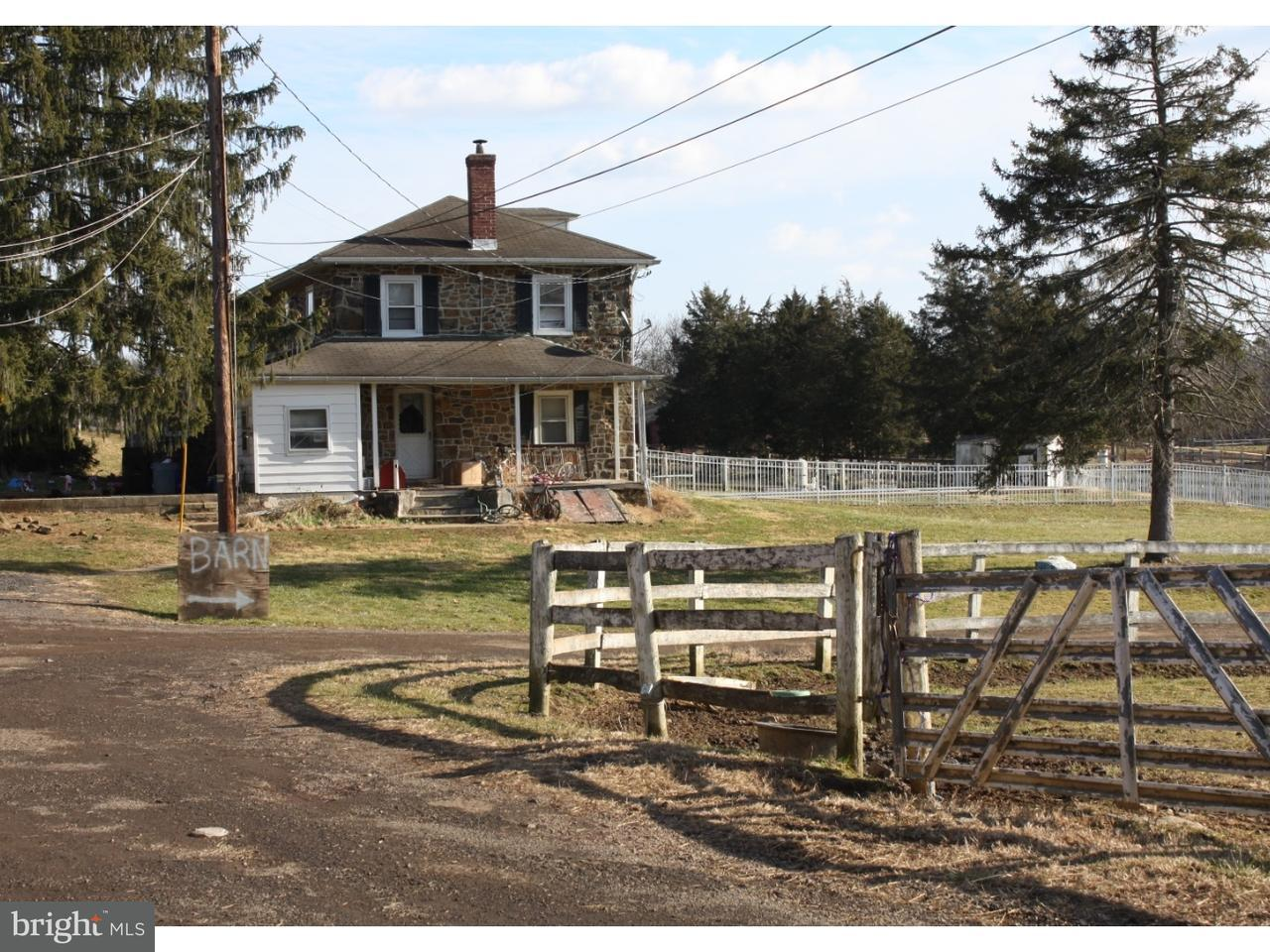 Single Family Home for Sale at 704 KULP Road Perkiomenville, Pennsylvania 18074 United States